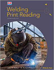 Welding Print Reading, 7th Edition