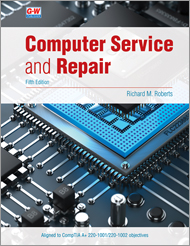 Computer Service and Repair, 5th Edition