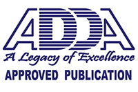 ADDA - A Legacy of Excellence Approved Publication