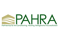 PAHRA - Partnership for Air Conditioning, Heating, Refrigeration Association